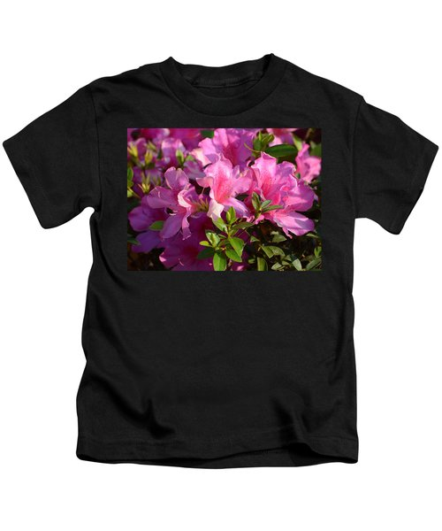 Lovely Pinks Kids T-Shirt