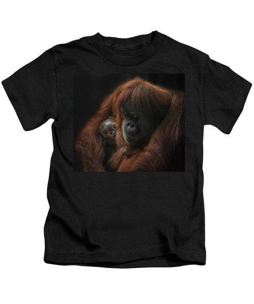 loving her Baby Kids T-Shirt