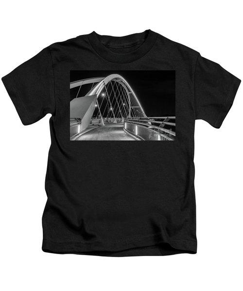 Lowry Avenue Bridge Kids T-Shirt