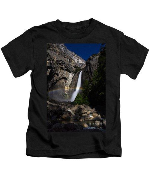 Lunar Rainbow Kids T-Shirt