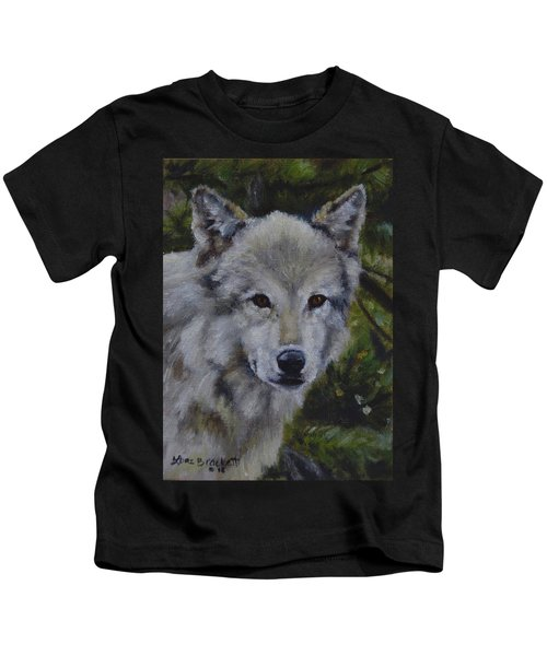 Lupine Gaze Kids T-Shirt