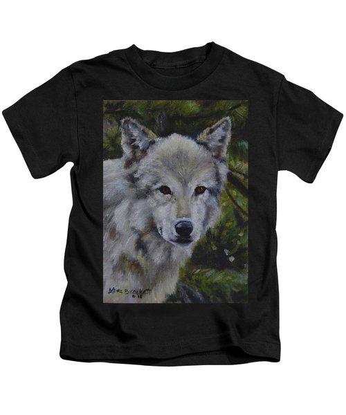 Lupine Gaze Kids T-Shirt
