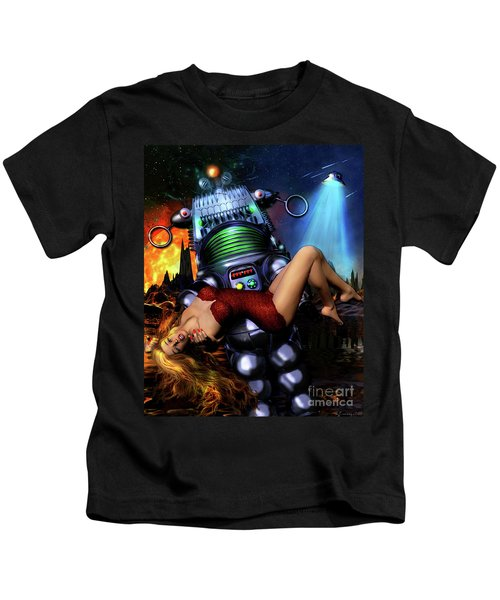 Lust In Space Kids T-Shirt