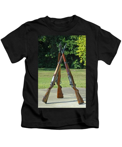 M1 Pyramid Kids T-Shirt