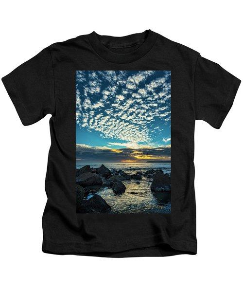 Mackerel Sky Kids T-Shirt