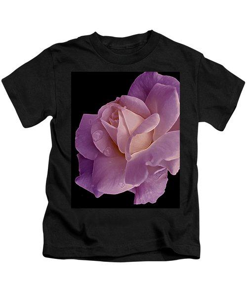 Magenta Queen 8  Kids T-Shirt