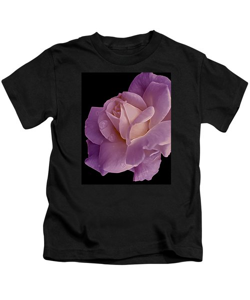 Magenta Queen 8  Kids T-Shirt