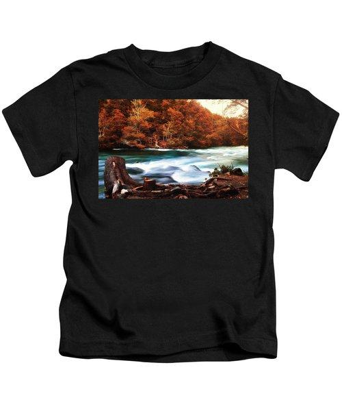 Magical Patagonia Kids T-Shirt