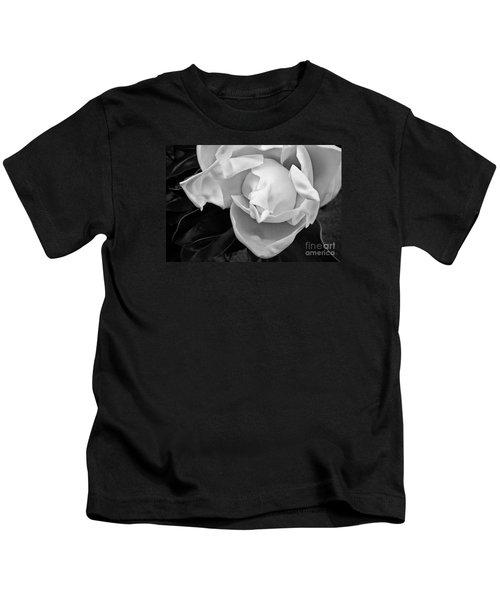 Magnolia Bloom Kids T-Shirt