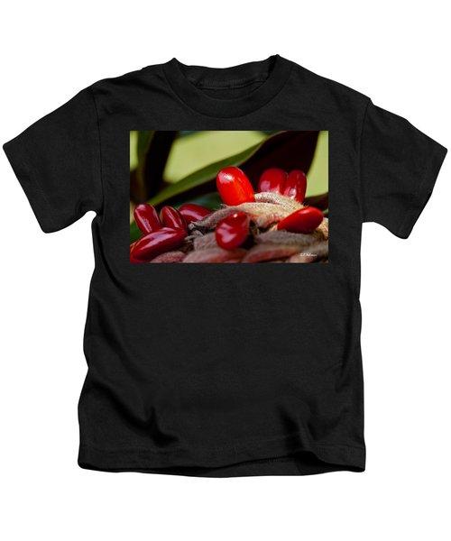 Magnolia Seeds Kids T-Shirt