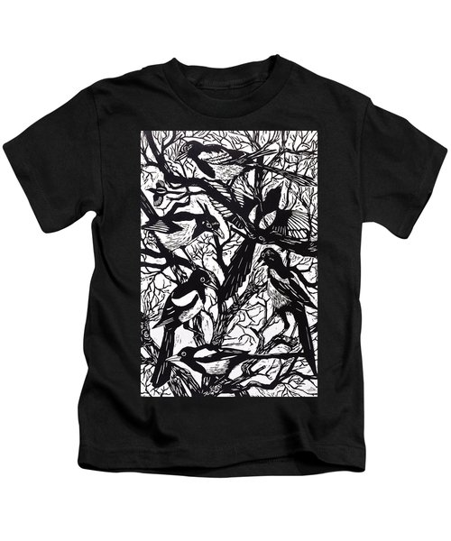 Magpies Kids T-Shirt