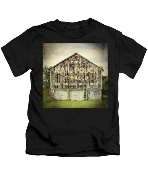 Mail Pouch Barn - Us 30 #7 Kids T-Shirt