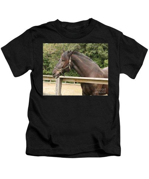 Majestic Horse  Kids T-Shirt