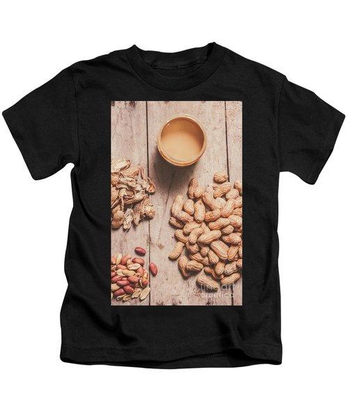 Making Peanut Butter Kids T-Shirt