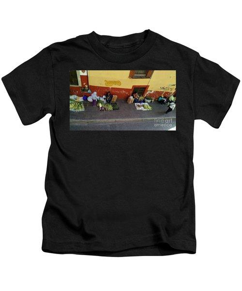 Making Souvenirs On Palm Sunday Kids T-Shirt