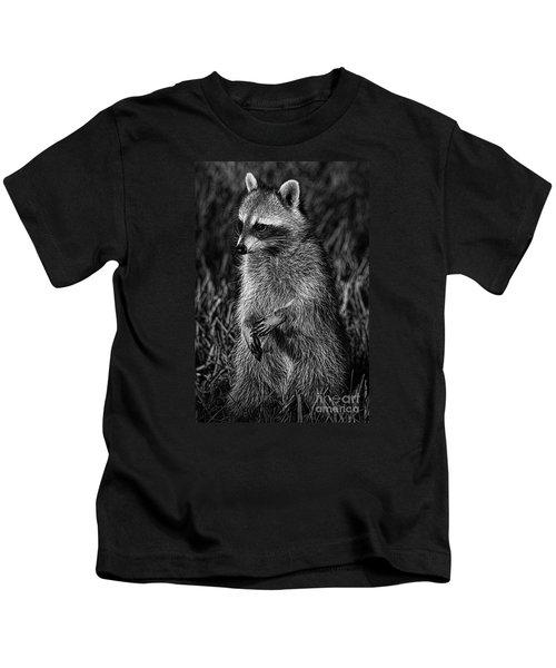 Mama Raccoon Kids T-Shirt