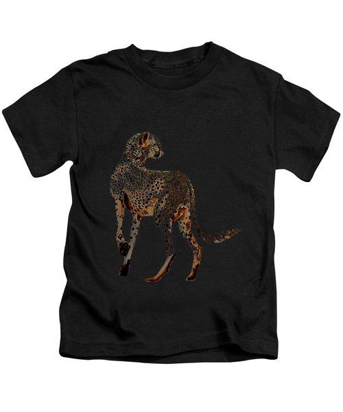 Mammals Leopard Kids T-Shirt
