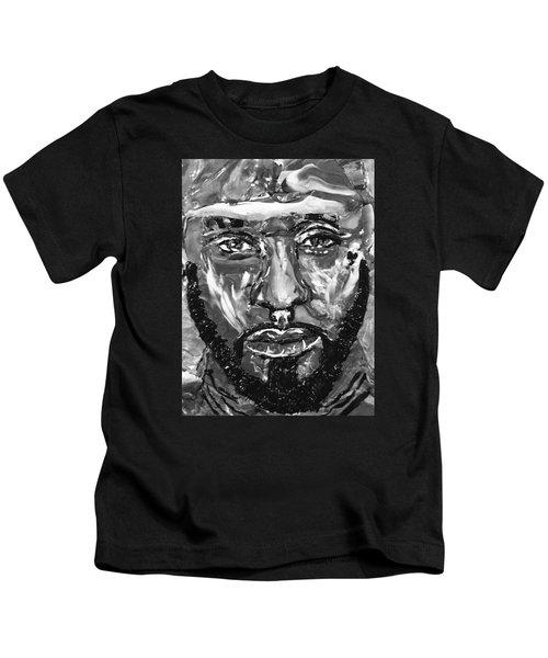 Man Of Steel Kids T-Shirt