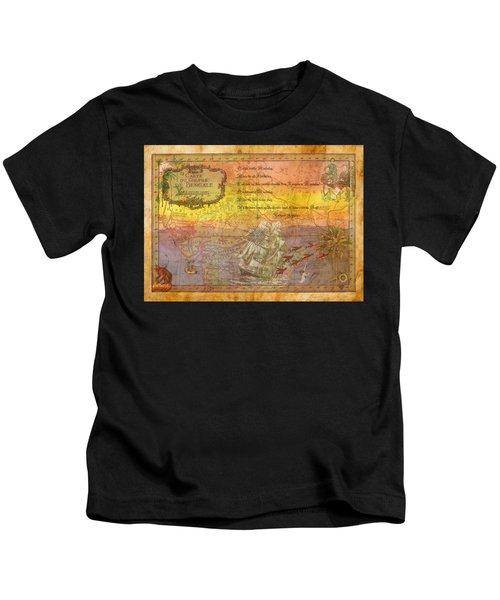 Mandalay Thunder Dawn Kids T-Shirt