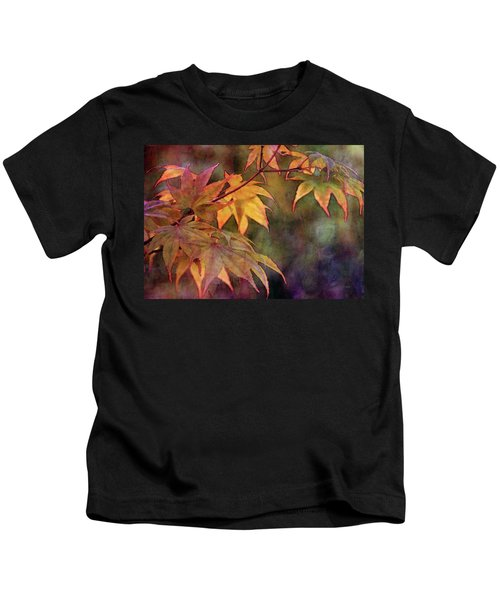 Maples Golden Glow 5582 Idp_2 Kids T-Shirt