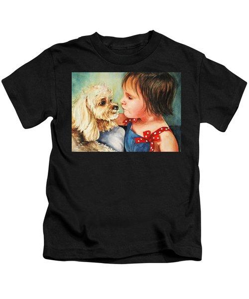 Mara Meets Mocha Kids T-Shirt