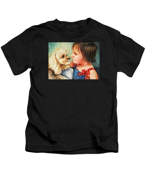 Mara Meets Mocha Kids T-Shirt