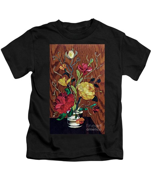 Mara's Bouquet Kids T-Shirt