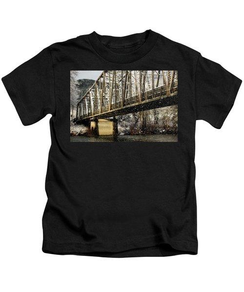 Marblemount Wa Bridge Kids T-Shirt