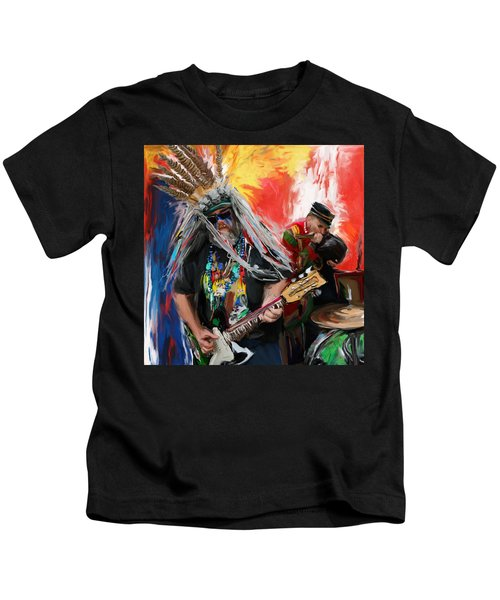 Mardi Gras 241 Kids T-Shirt