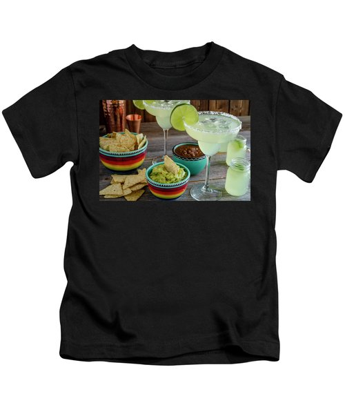 Margarita Party Kids T-Shirt