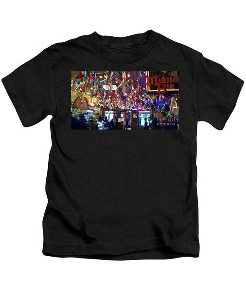 Mariachi Bar In San Antonio Kids T-Shirt