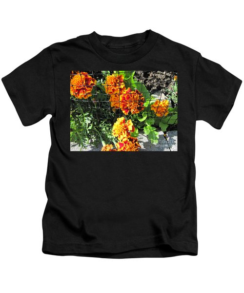 Marigolds In Prison Kids T-Shirt