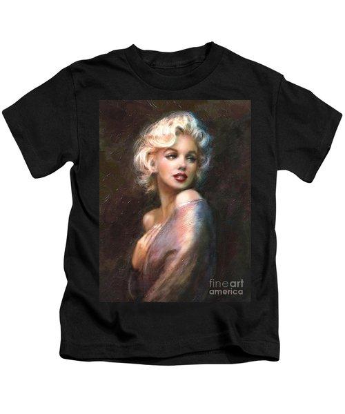 Marilyn Romantic Ww 1 Kids T-Shirt