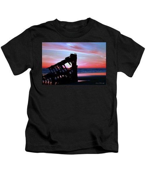 Mariners Sky 20 Kids T-Shirt