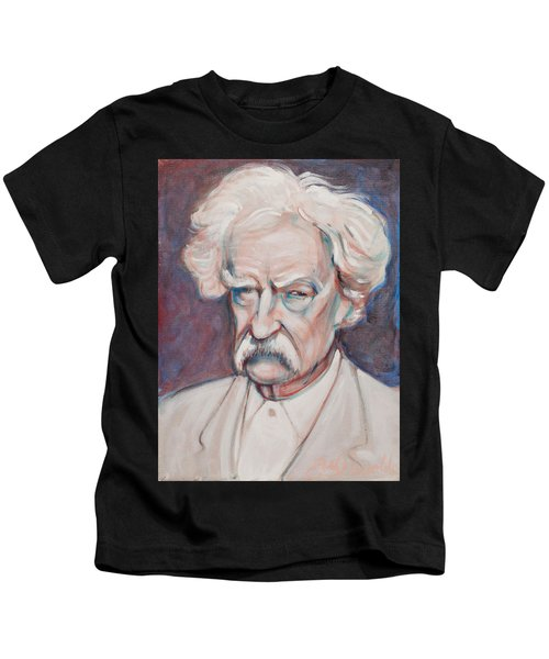 Mark Twain Kids T-Shirt