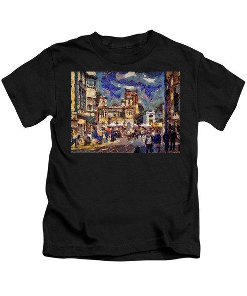 Market Square Monday Kids T-Shirt