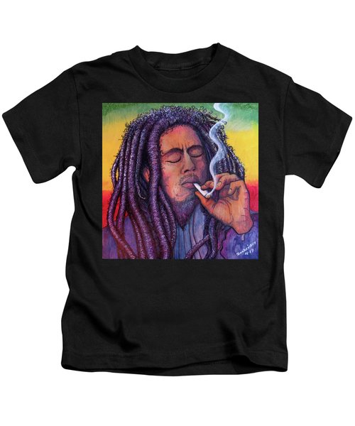 Marley Smoking Kids T-Shirt