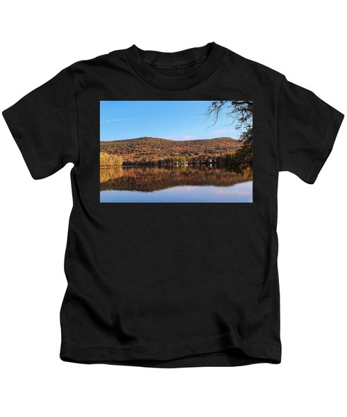 Mass Audubon Arcadia Wildlife Sanctuary Easthampton Kids T-Shirt