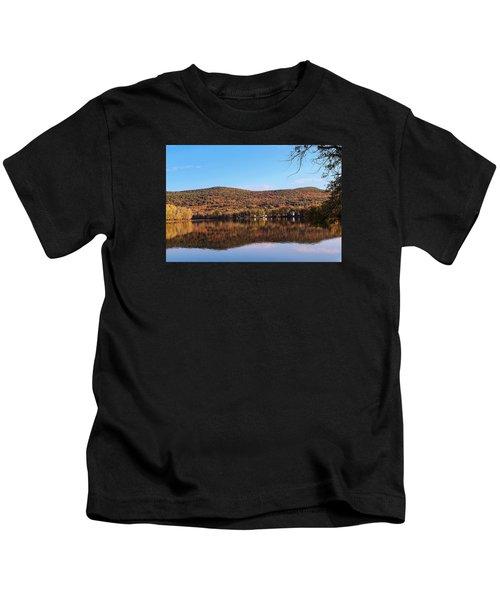 Mass Audubon Arcadia Wildlife Sanctuary Easthampton Kids T-Shirt