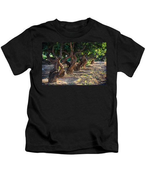 Mastic Tree   Kids T-Shirt