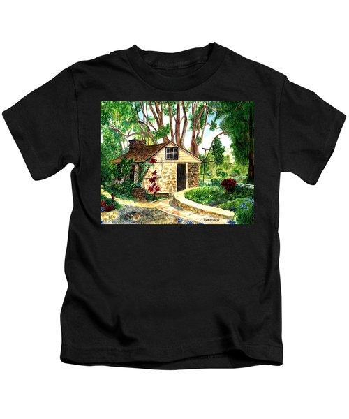 Maui Winery Kids T-Shirt