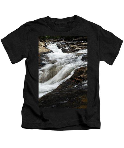 Meadow Run Water Slide 2 Kids T-Shirt
