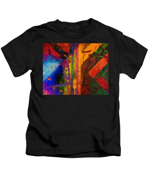 Mechanical Drawing Kids T-Shirt