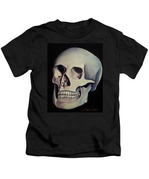 Medical Skull  Kids T-Shirt