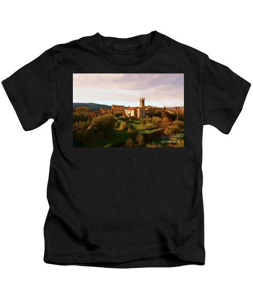 Medieval Tuscany Kids T-Shirt