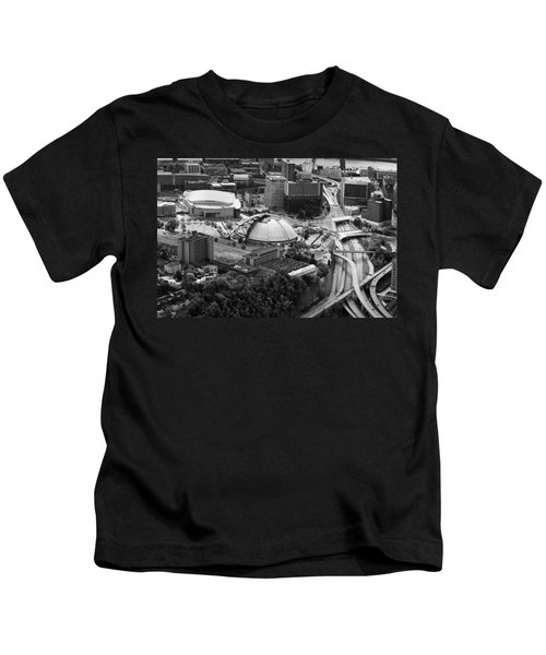 Mellon Arena  Kids T-Shirt