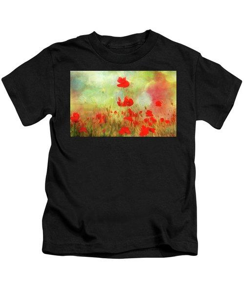 Melody Of Summer Kids T-Shirt