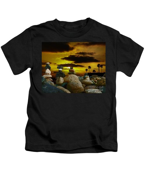 Memories In The Twilight Kids T-Shirt