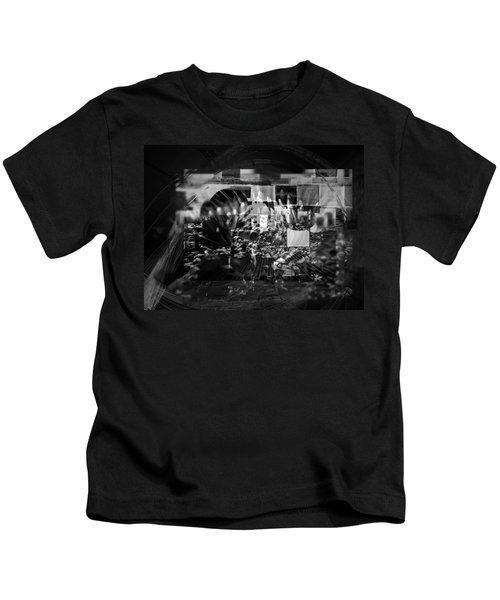 Memories Souvenirs Kids T-Shirt