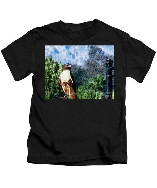 Menifee Falcon Kids T-Shirt